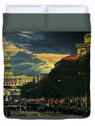 Inauguration Day Duvet Cover