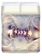Incandescent Reminiscences Duvet Cover