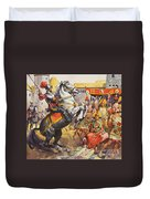 Incas Duvet Cover