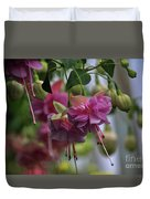 Incredible Fuschia Duvet Cover