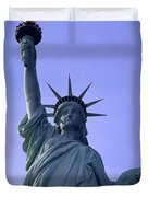 Independence Day Usa Duvet Cover