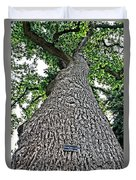 Independence Tree Duvet Cover