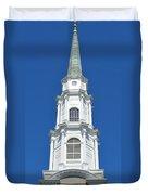 Independent Presbyterian Church Duvet Cover
