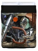 Indian Chief Vintage Ll Duvet Cover