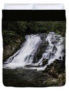 Indian Creek Falls 1 Duvet Cover