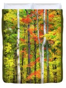 Indian Summer Duvet Cover