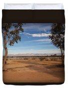 Indian Wells Valley Duvet Cover
