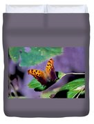 Indiana Angel Wing Duvet Cover