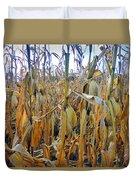 Indiana Corn 1 Duvet Cover