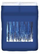 Indigo Soul Duvet Cover by Ralph White