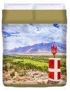 Indus Valley Duvet Cover