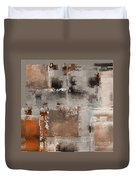Industrial Abstract - 01t02 Duvet Cover