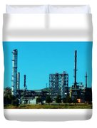 Industrial Firm Duvet Cover