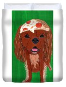 Indy - Pizza Duvet Cover