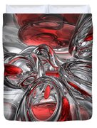 Infection Abstract Duvet Cover