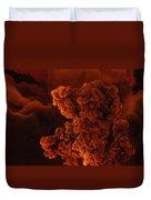 Inferno Duvet Cover