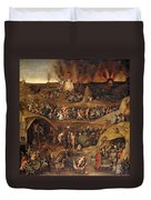 Inferno Duvet Cover