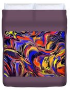 Infinit Complexity Four Duvet Cover