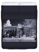 Infrared Mill 2 Duvet Cover