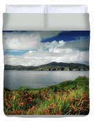 Inishowen Peninsula, Co Donegal Duvet Cover