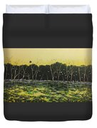 Inland Lakes Duvet Cover