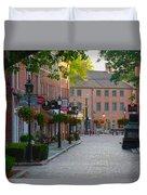 Inn Street Duvet Cover