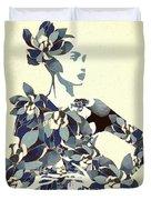 Inner Beauty II Duvet Cover