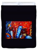 Inner Sanctuary By Madart Duvet Cover