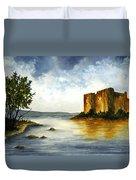 Innischonnel Castle Duvet Cover
