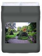 Innisfree Gardens Duvet Cover