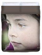 Innocence Duvet Cover