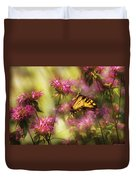 Insect - Butterfly - Golden Age  Duvet Cover
