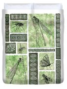 Insects Of Hawaii II Duvet Cover