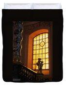 Inside Les Invalides Duvet Cover