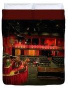Inside Sydney Opera House Duvet Cover