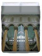 Inside The National Building Museum Duvet Cover