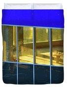 Inside The Windows  Duvet Cover