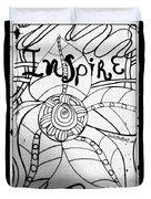 Inspire Duvet Cover