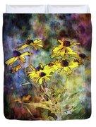 Intense Yellow 3227 Idp_2 Duvet Cover