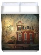 Interesting Architecture Duvet Cover