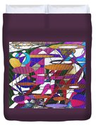 Intergalatic Duvet Cover