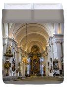 Interior Kalmar Cathedral Duvet Cover