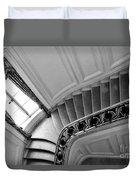 Interior Stairs Architecture  Duvet Cover