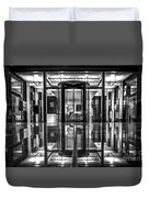 International Center Of Photography, Nyc Duvet Cover