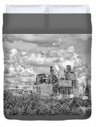 International Paper Company Duvet Cover