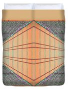 Intersect Duvet Cover