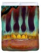 Interstice Duvet Cover