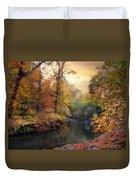 Intimate Autumn Duvet Cover