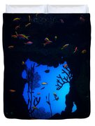 Into Another World Duvet Cover