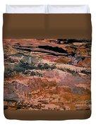 Into Fantasy Landscapes Duvet Cover